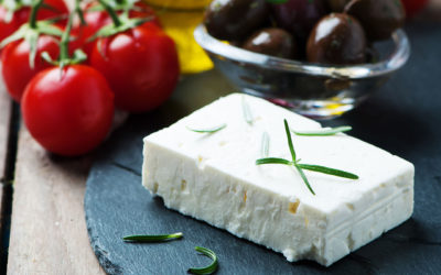 como elaborar una ensalada griega
